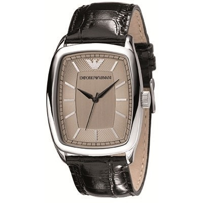watch only time man Emporio Armani AR0409
