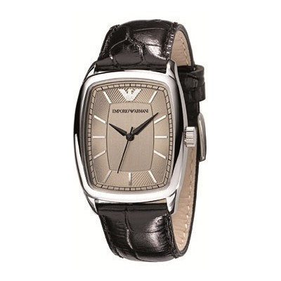 watch only time man Emporio Armani AR0410