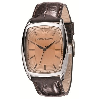 watch only time man Emporio Armani AR0411