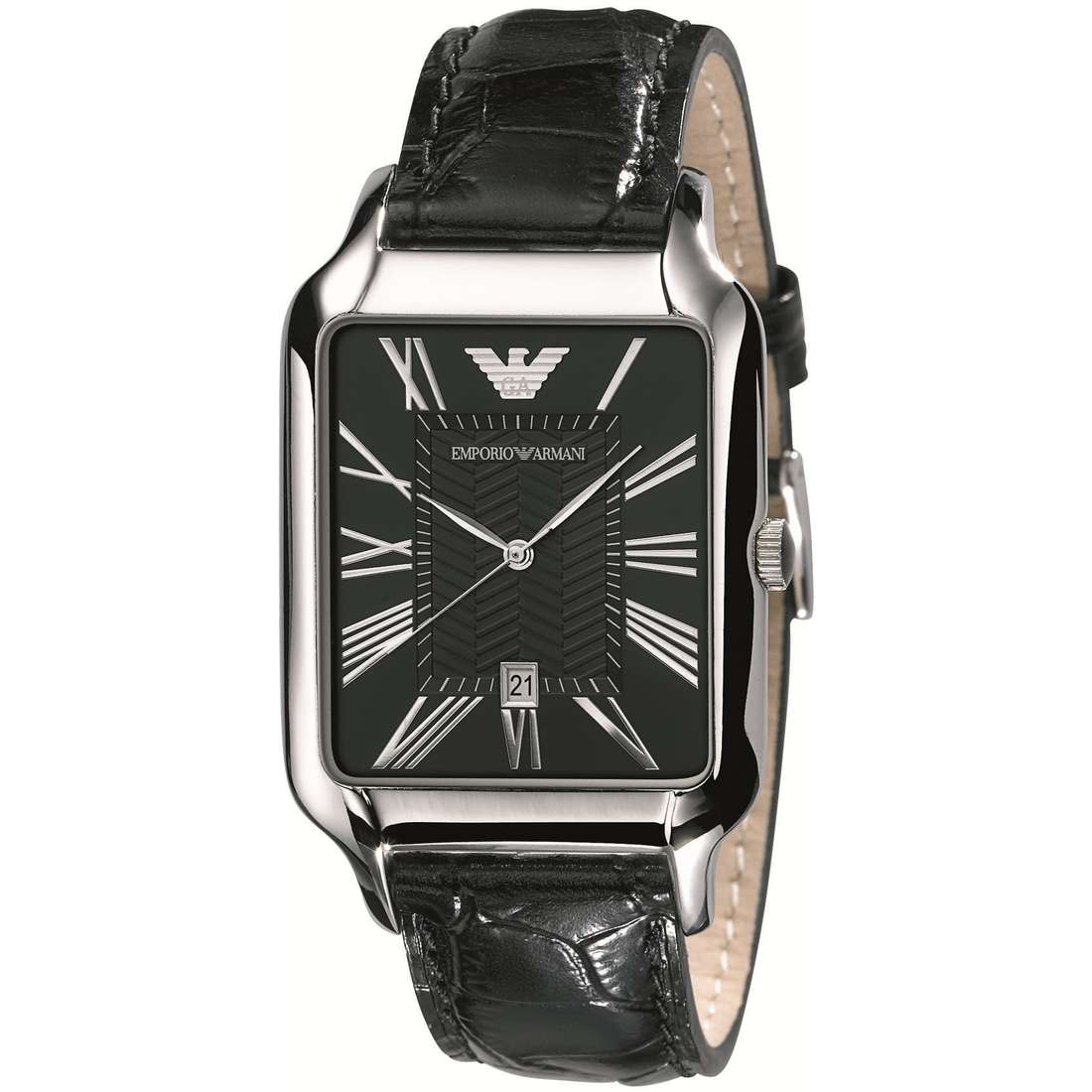 watch only time man Emporio Armani AR0425