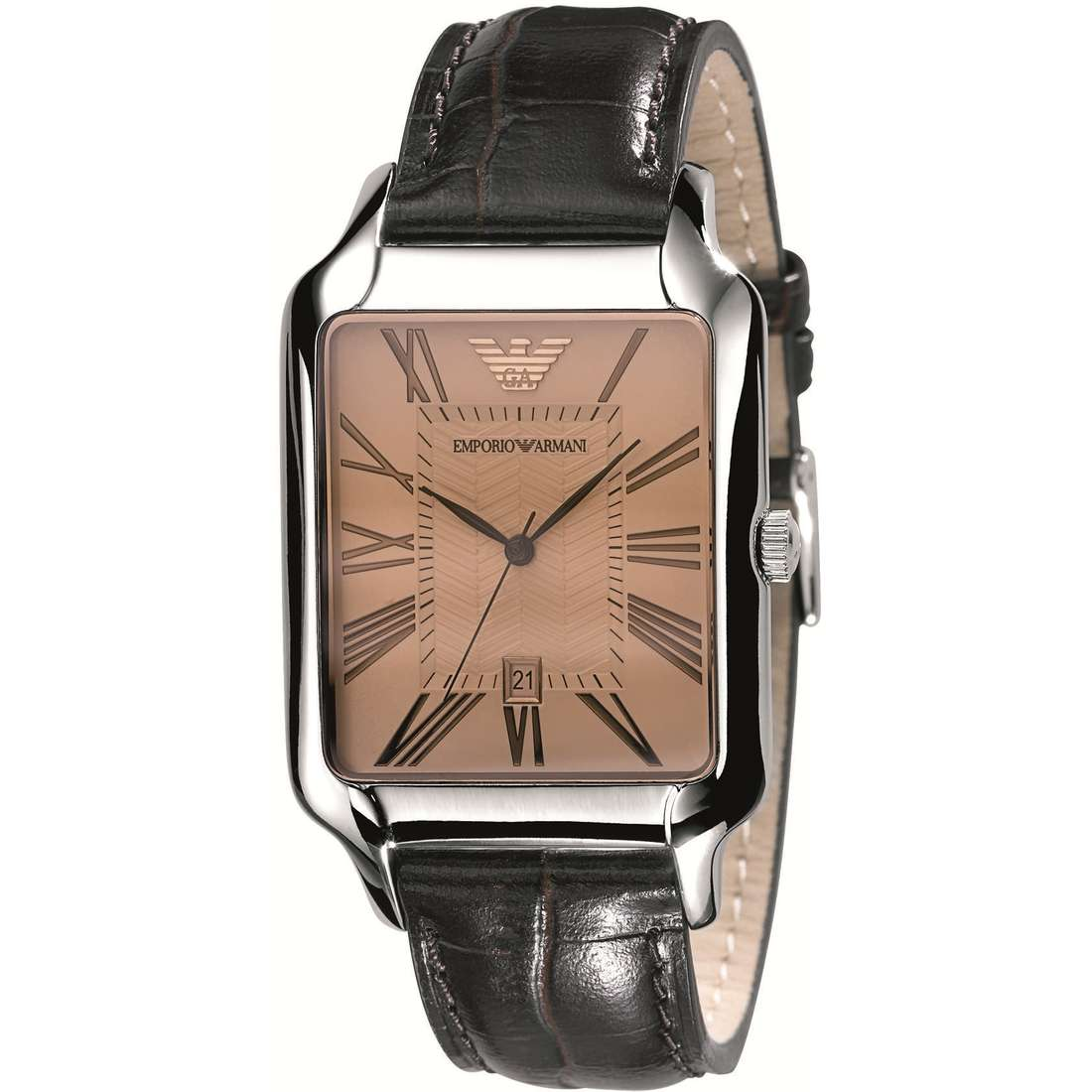 watch only time man Emporio Armani AR0426