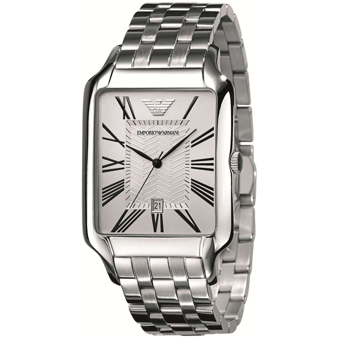 watch only time man Emporio Armani AR0427