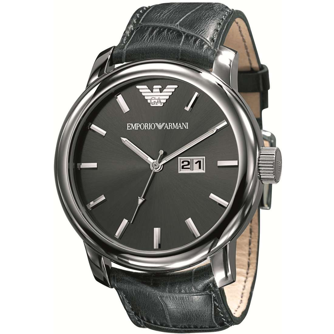 watch only time man Emporio Armani AR0430