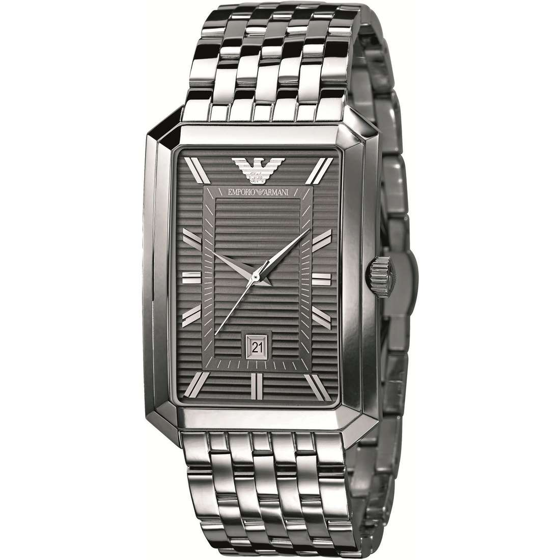 watch only time man Emporio Armani AR0458