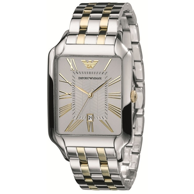 watch only time man Emporio Armani AR0484