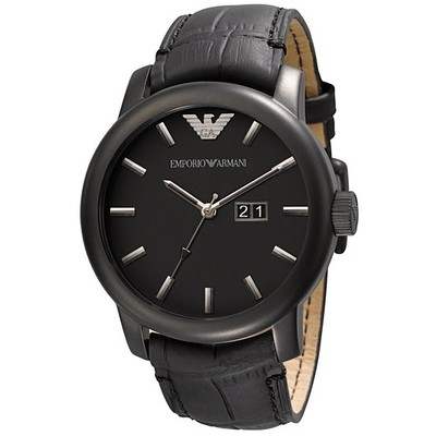 watch only time man Emporio Armani AR0496