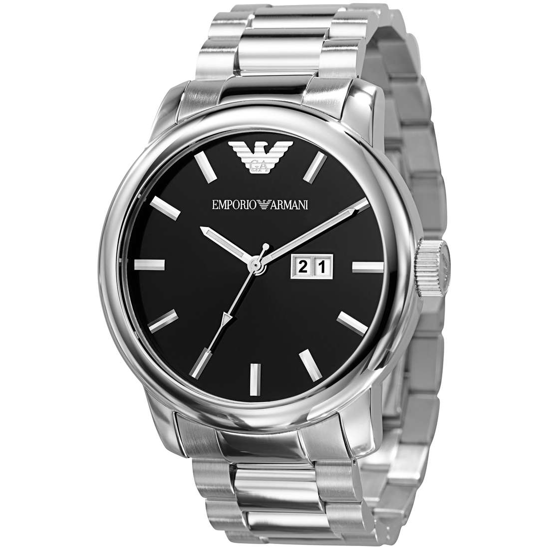 watch only time man Emporio Armani AR0497