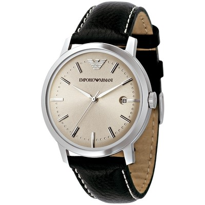 watch only time man Emporio Armani AR0572