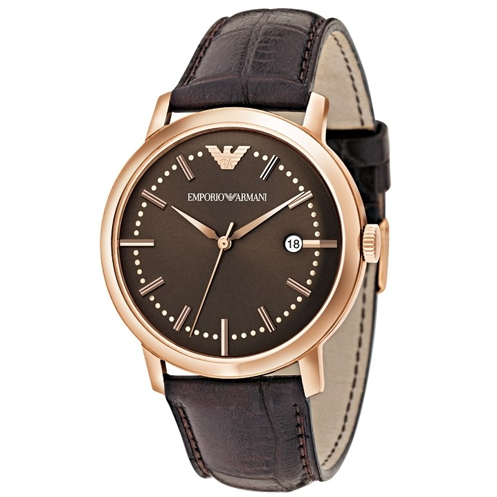 watch only time man Emporio Armani AR0574