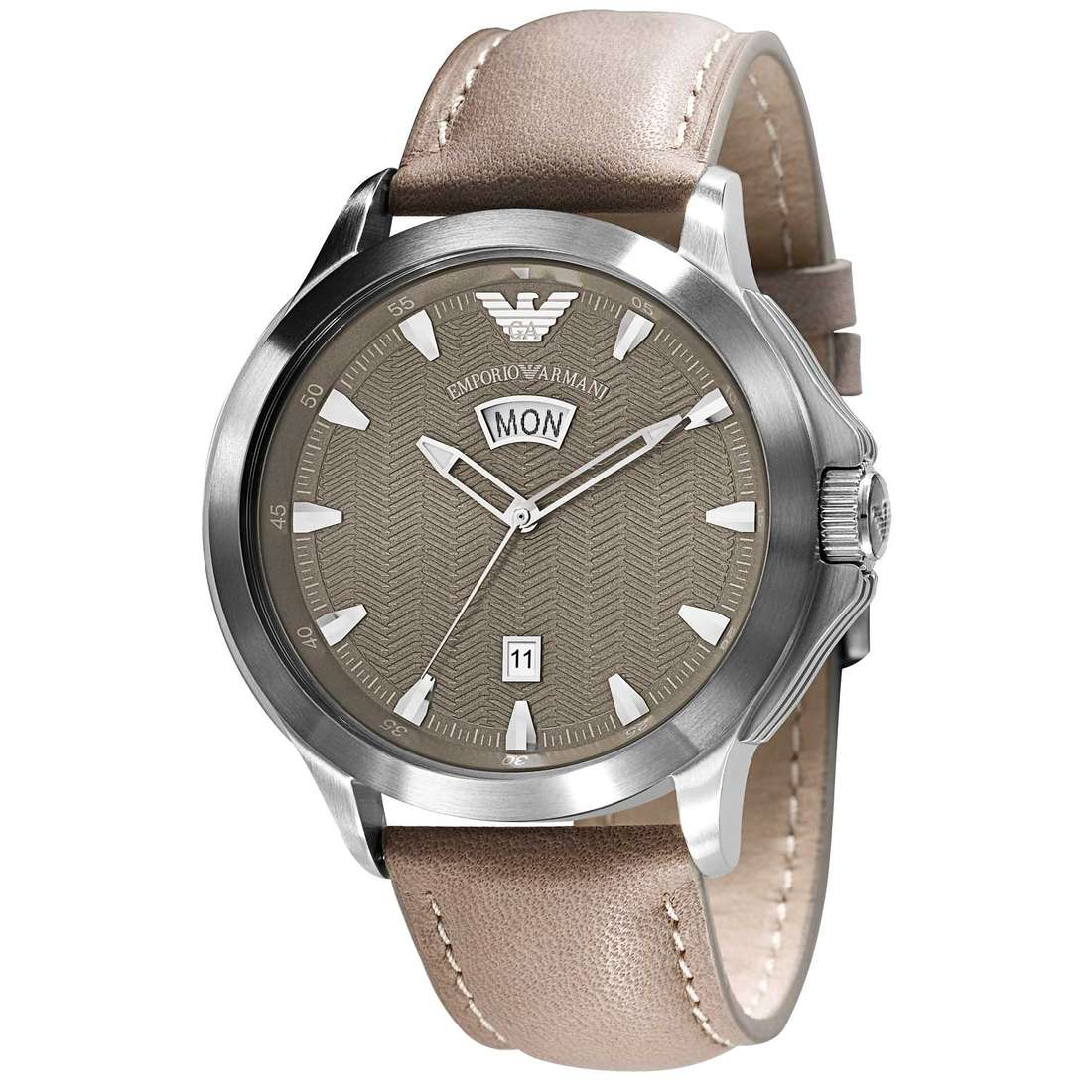 watch only time man Emporio Armani AR0632