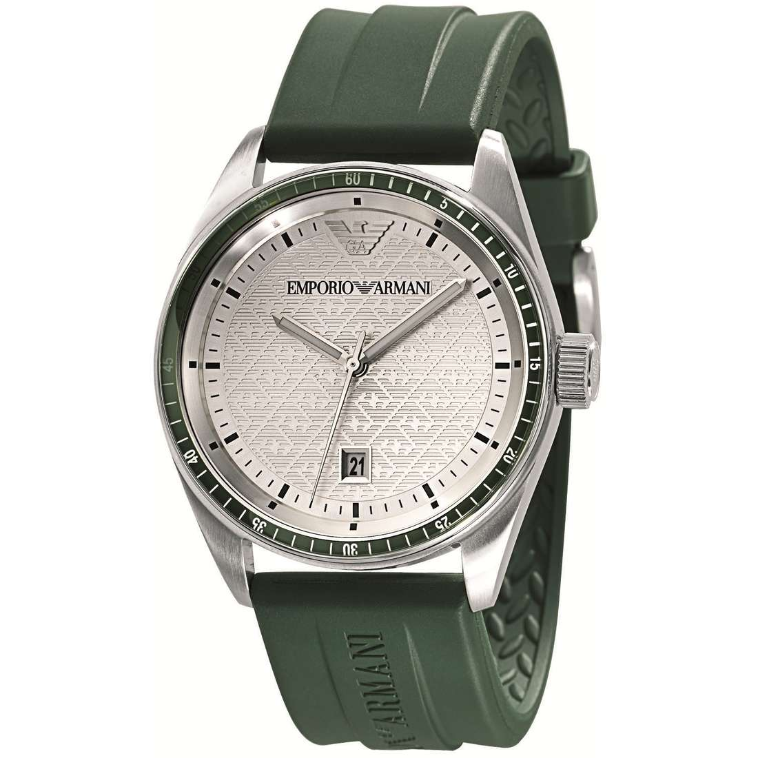 watch only time man Emporio Armani AR0685