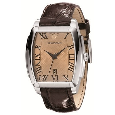watch only time man Emporio Armani AR0934