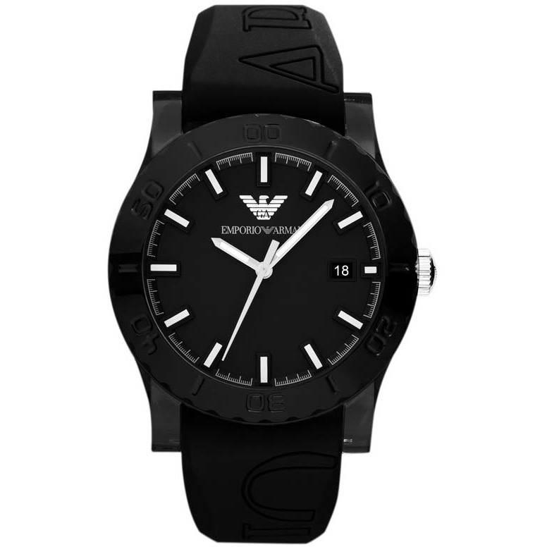 watch only time man Emporio Armani AR1047