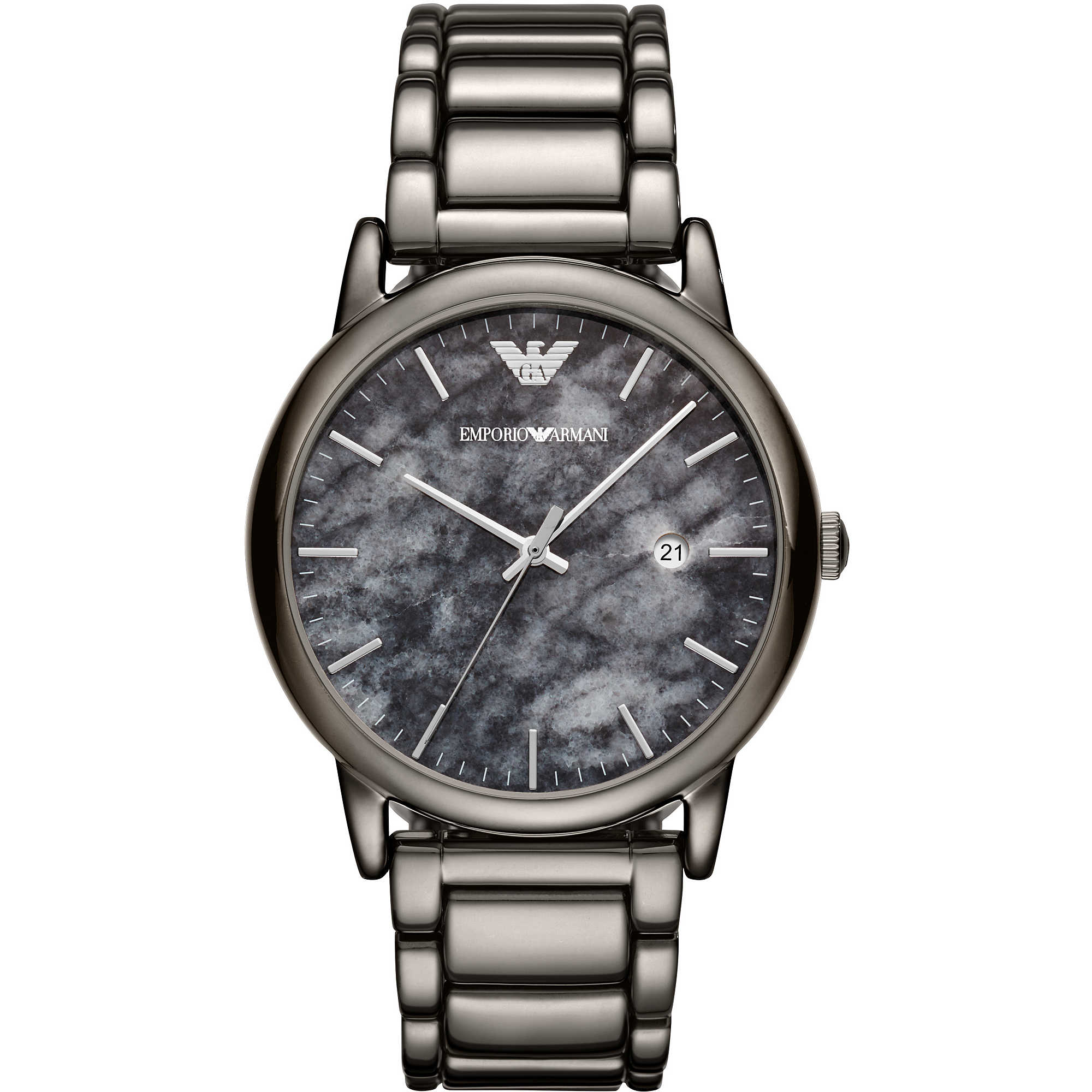 74c888fc1b watch only time man Emporio Armani AR11155