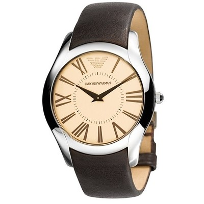 watch only time man Emporio Armani AR2041
