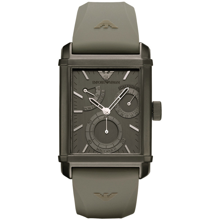 watch only time man Emporio Armani AR4238