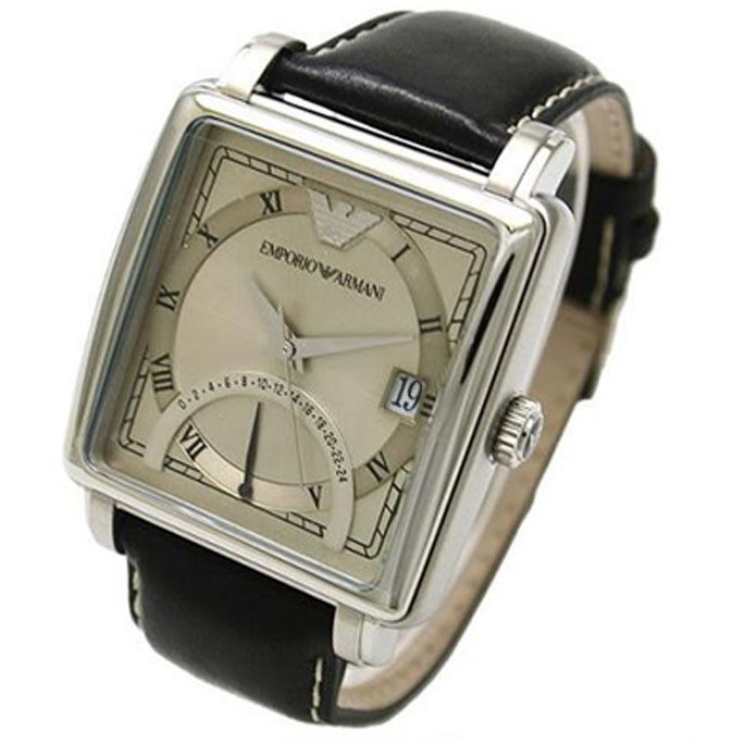 watch only time man Emporio Armani AR5328