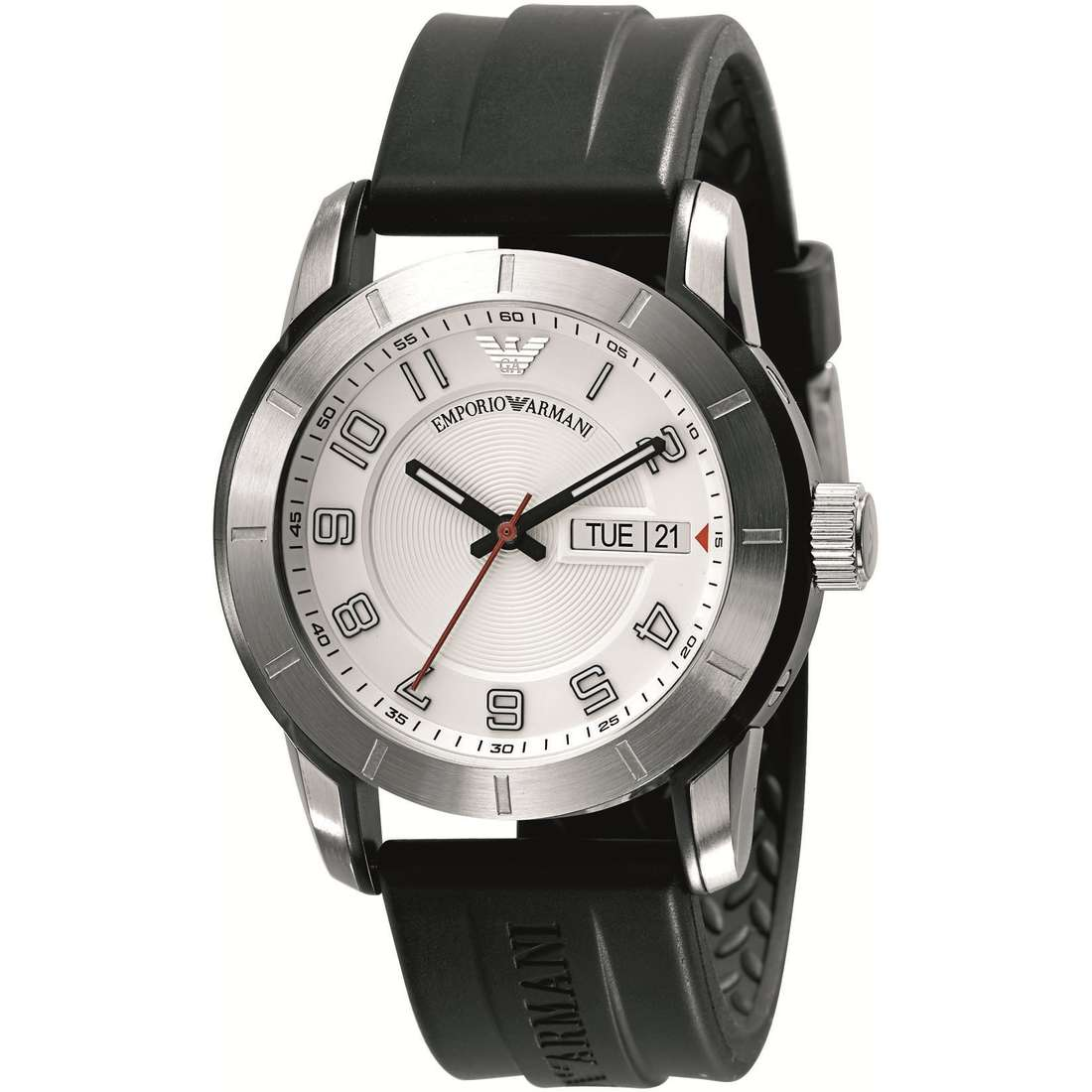 watch only time man Emporio Armani AR5870