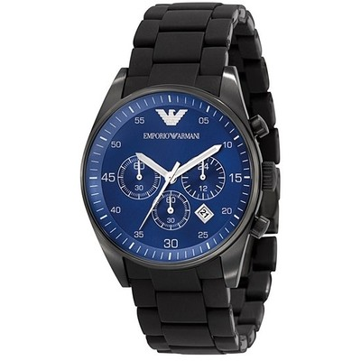 watch only time man Emporio Armani AR5921