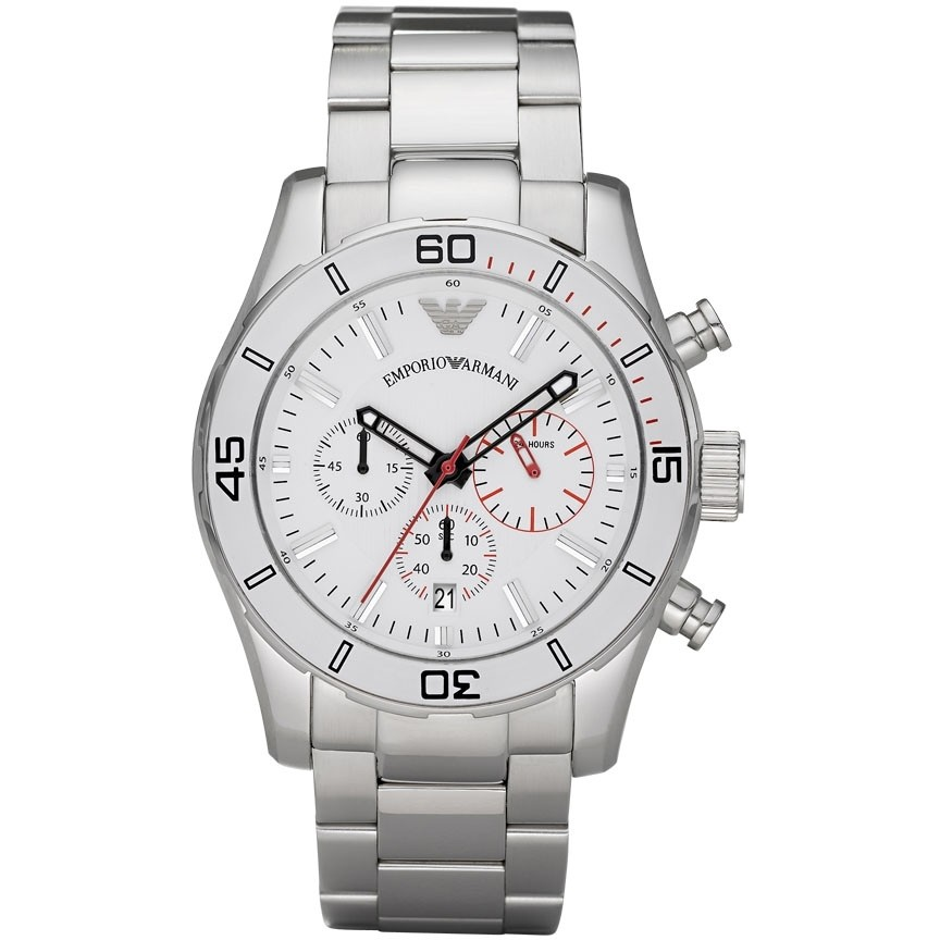 watch only time man Emporio Armani AR5932