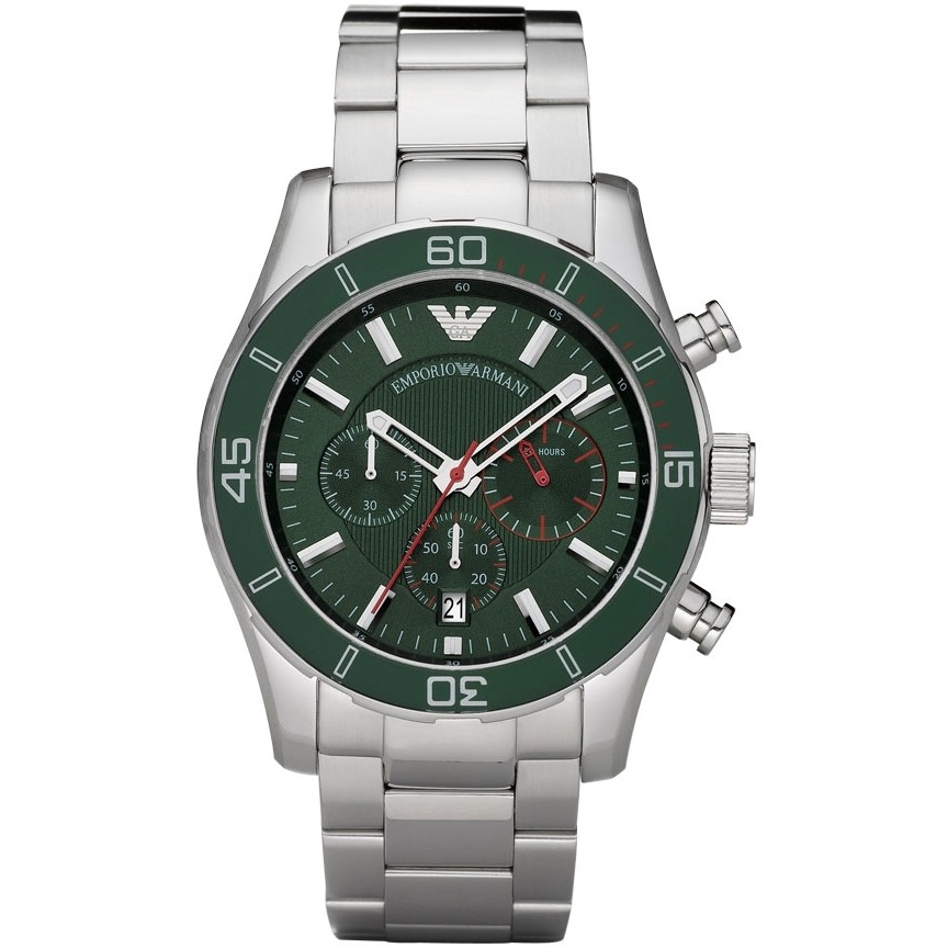 watch only time man Emporio Armani AR5934