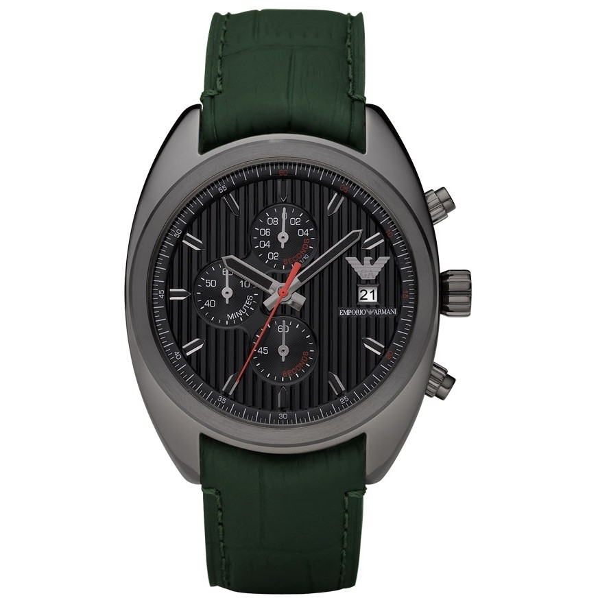 watch only time man Emporio Armani AR5936