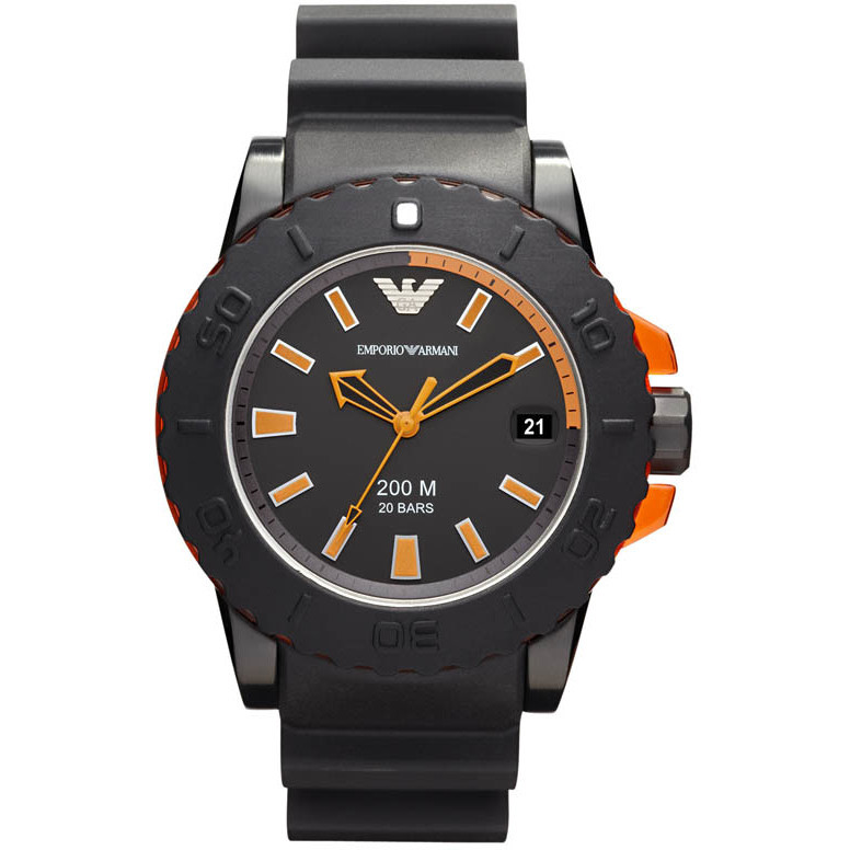 watch only time man Emporio Armani AR5969