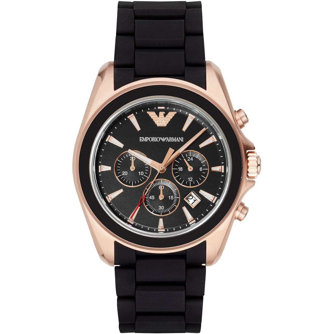 watch only time man Emporio Armani AR6066
