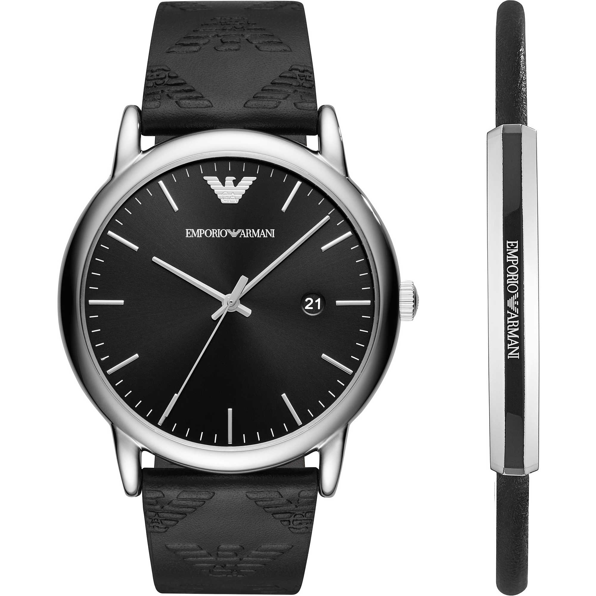 b1e72e6865 watch only time man Emporio Armani AR80012 only time Emporio Armani