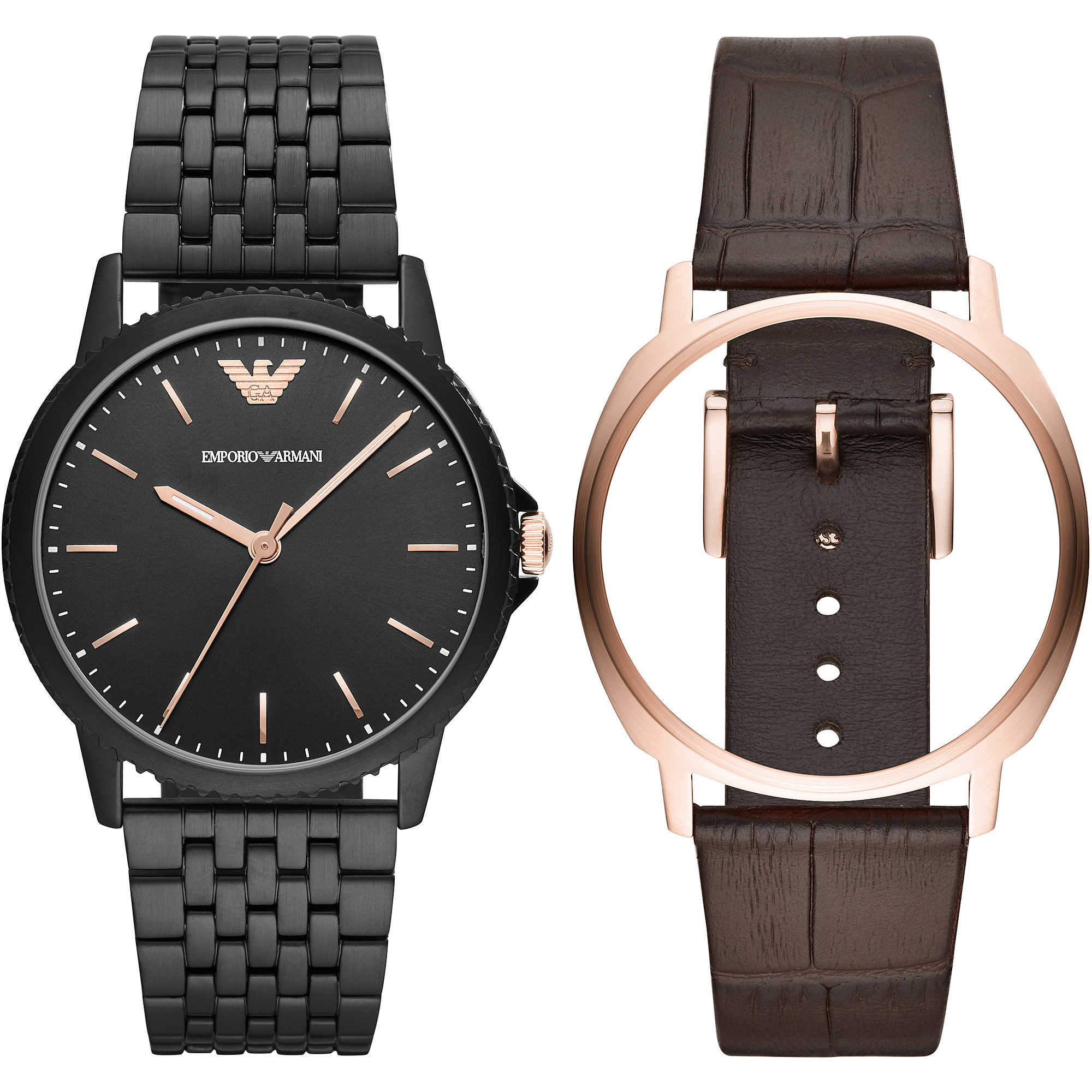 3818223318 watch only time man Emporio Armani AR80021 only time Emporio Armani