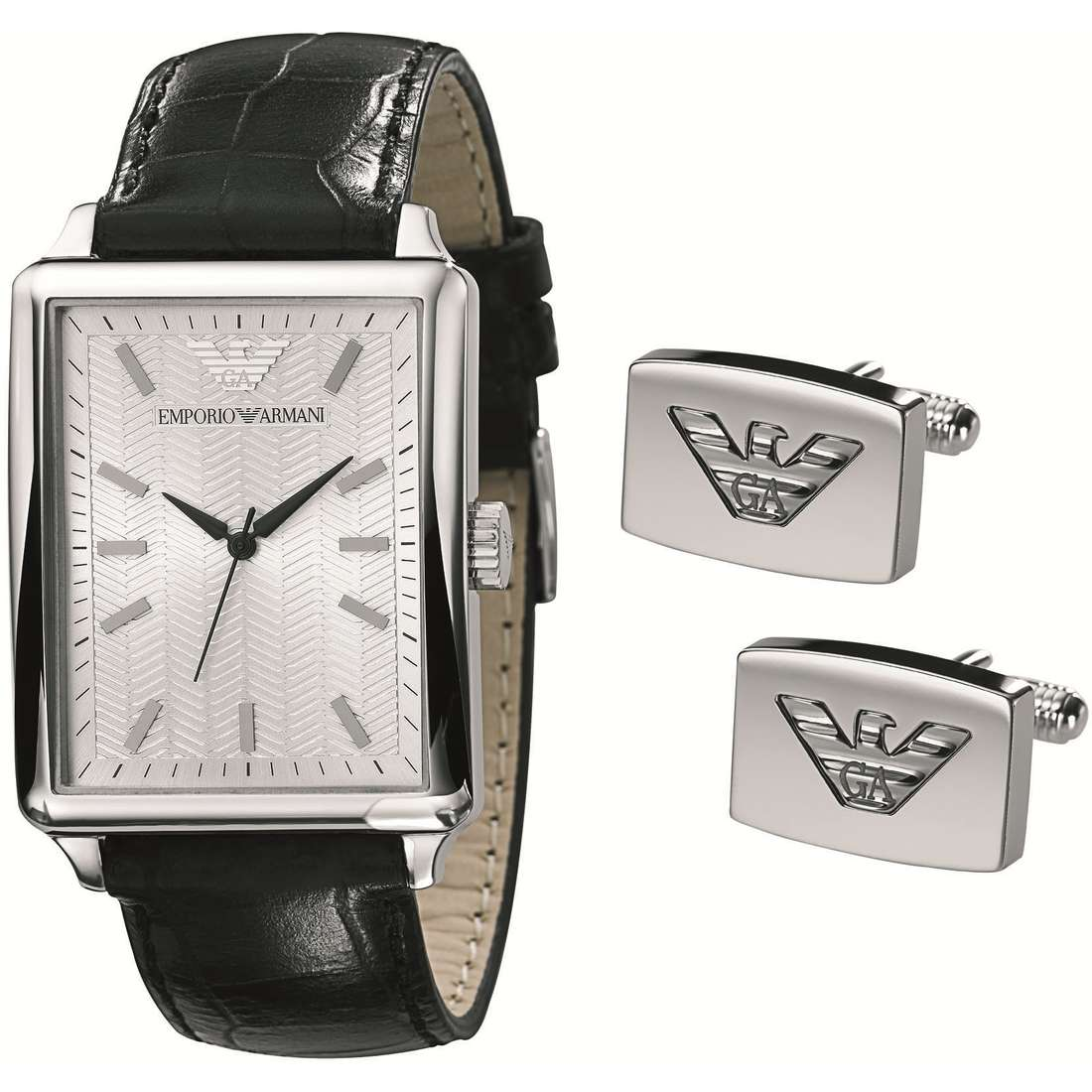 watch only time man Emporio Armani AR8009