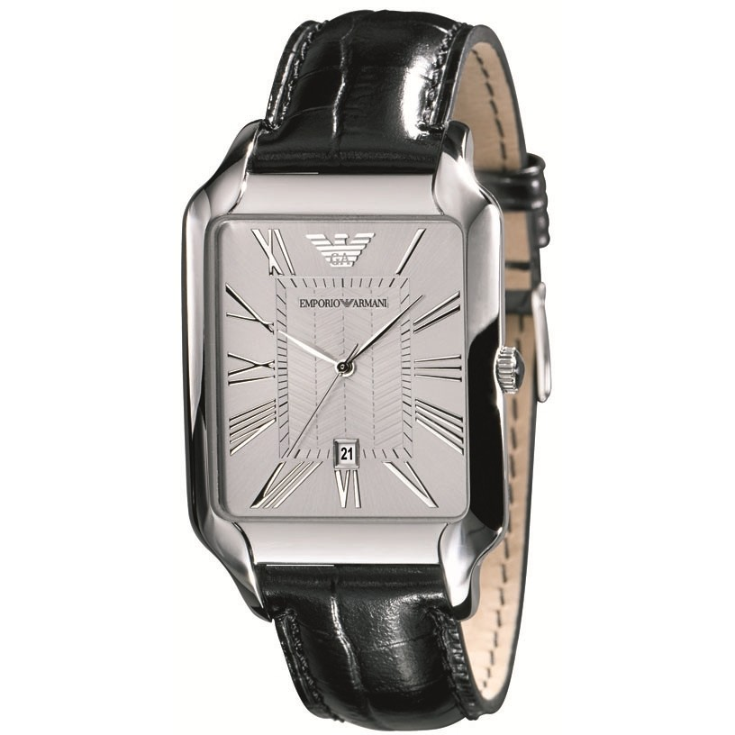 watch only time man Emporio Armani AR8016