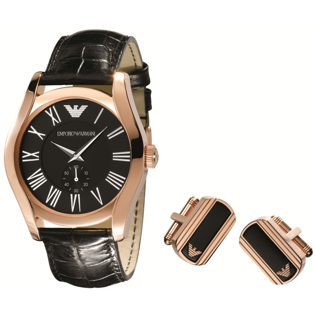 watch only time man Emporio Armani AR8017