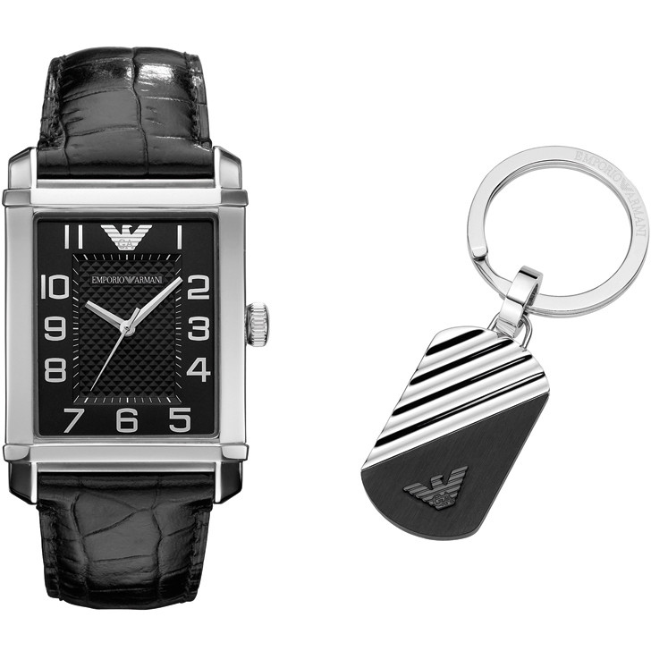 watch only time man Emporio Armani AR8018