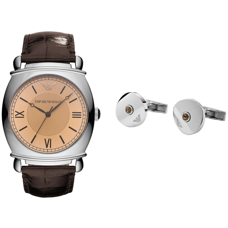 watch only time man Emporio Armani AR8019