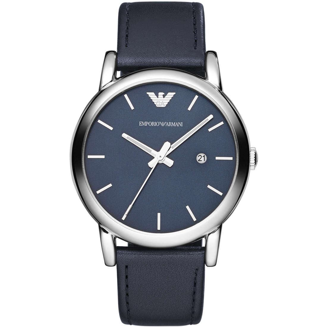 watch only time man Emporio Armani Fall 2013 AR1731