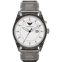 watch only time man Emporio Armani Light AR1070