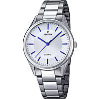 watch only time man Festina Acero Clasico F16875/3