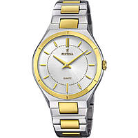 watch only time man Festina Acero Clasico F20245/1