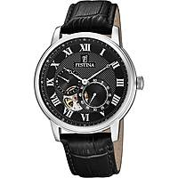 watch only time man Festina Automatico F6858/3