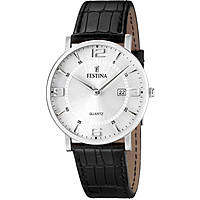 watch only time man Festina Correa Clasico F16476/3