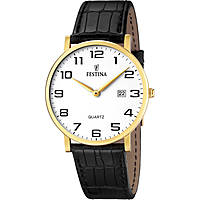 watch only time man Festina Correa Clasico F16478/1