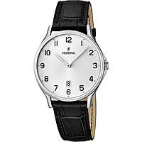 watch only time man Festina Correa Clasico F16745/1