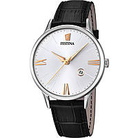 watch only time man Festina Correa Clasico F16824/2