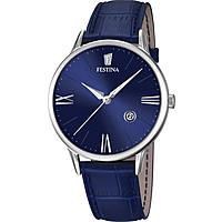 watch only time man Festina Correa Clasico F16824/3
