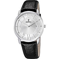 watch only time man Festina Correa Clasico F6813/1