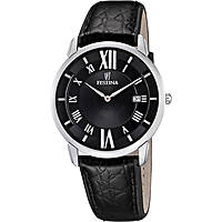 watch only time man Festina Correa Clasico F6813/2