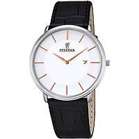 watch only time man Festina Correa Clasico F6839/3