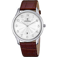 watch only time man Festina Correa Clasico F6851/1