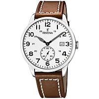 watch only time man Festina Estuche F20347/5